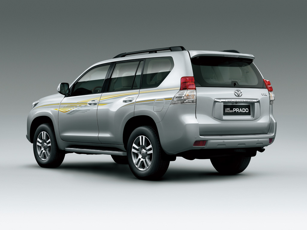 Toyota Land Cruiser Prado Bukoba Authorised Dealer